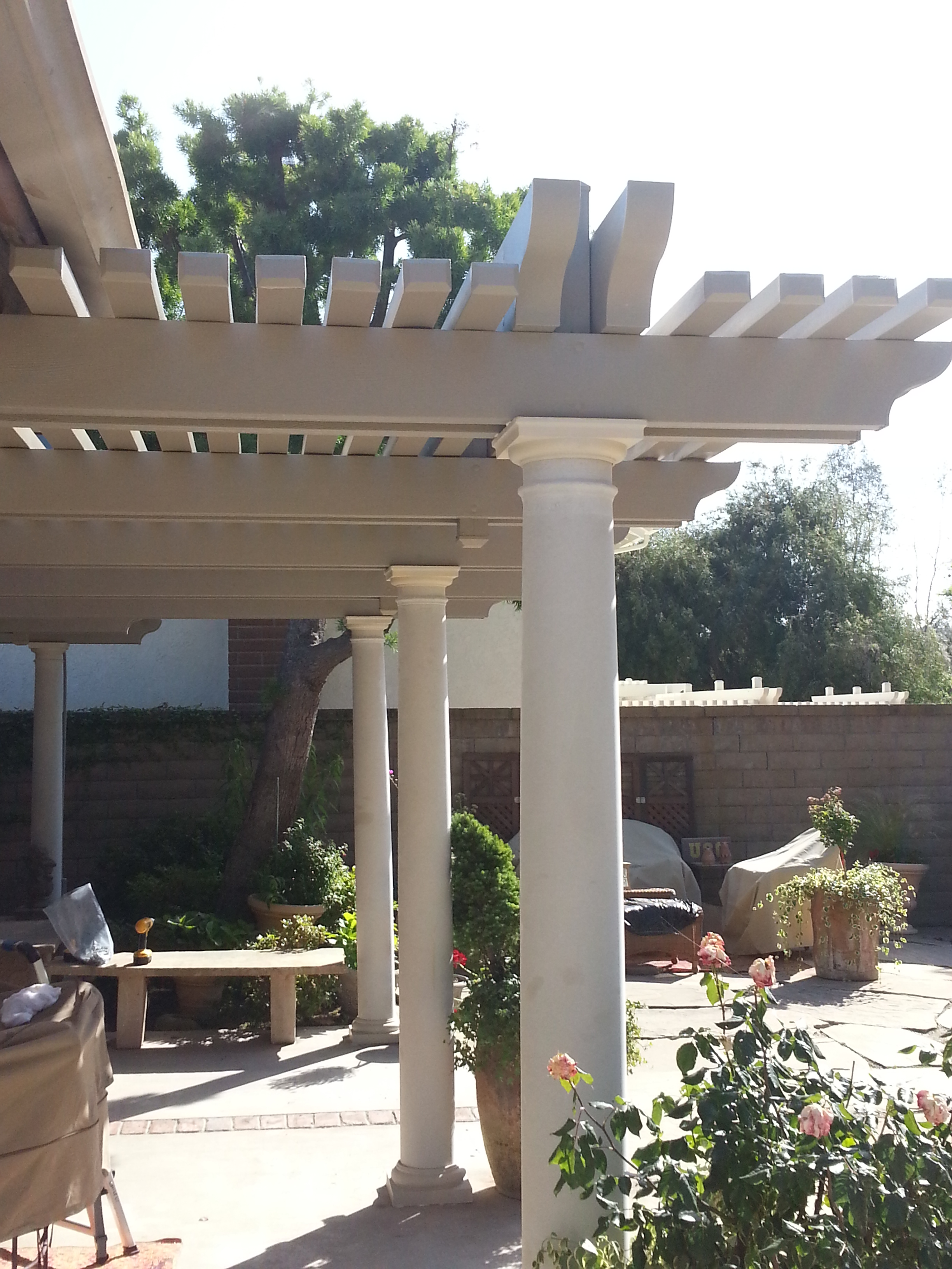 Aluminum Patio Covers Weststyles Construction